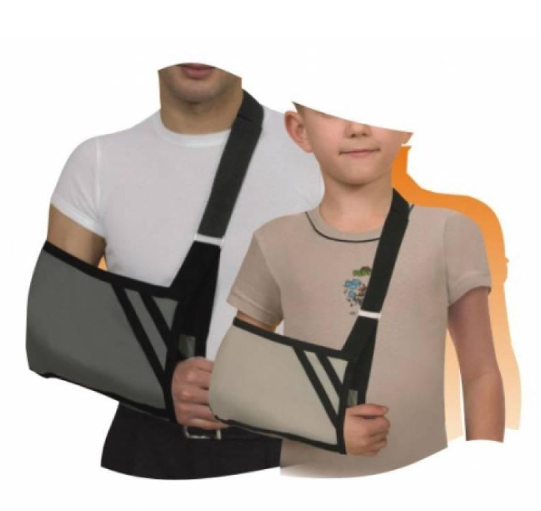Повязка для сломанной руки своими руками